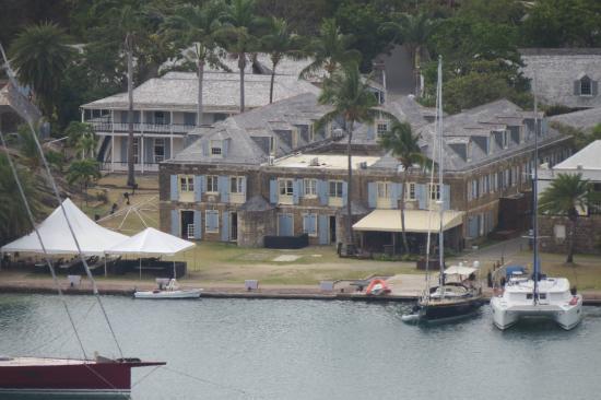 The Copper And Lumber Hotel Nelson S Dockyard English Harbour Antigua Leeward Islands Caribbean